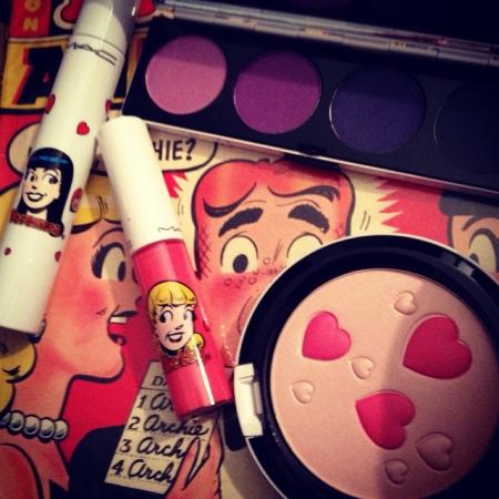 Archie Makeup